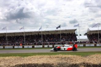 2016 Goodwood FoS 1991 McLaren-Honda MP4/6