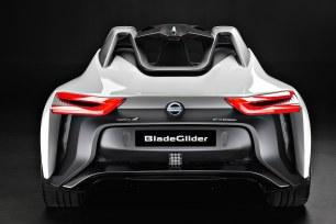 2016 Nissan BladeGlider