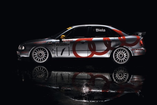 1996 BTCC Audi A4 quattro