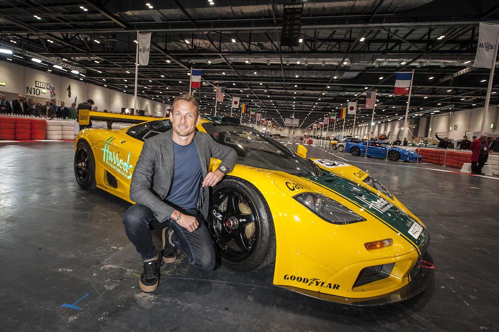 2016 Jenson Button