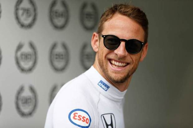 2016 Jenson Button