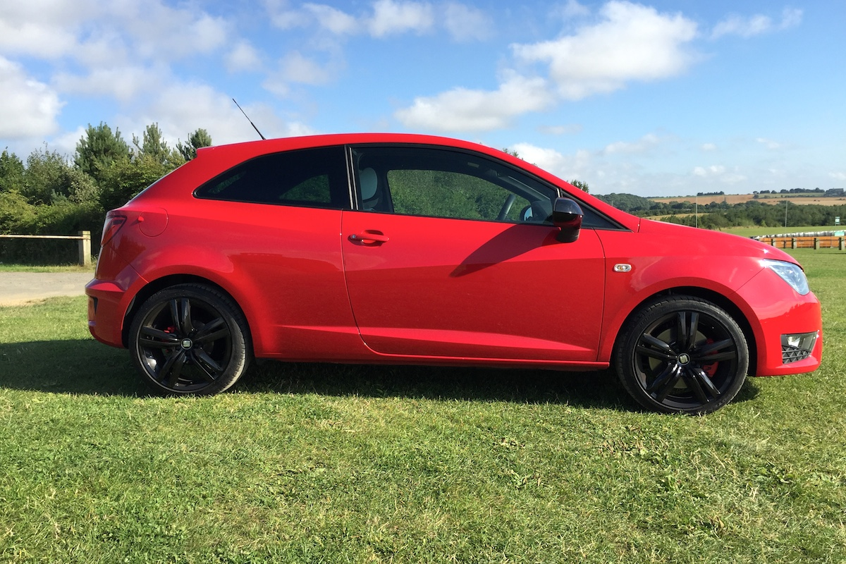 2016 seat ibiza cupra 1 8 tsi review engagesportmode. Black Bedroom Furniture Sets. Home Design Ideas