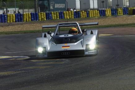 1999 Audi R8R Spyder