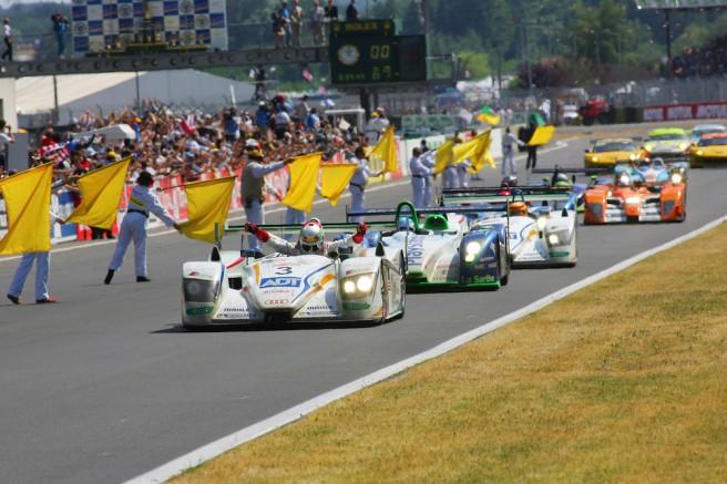 2005 ADT Champion Audi R8