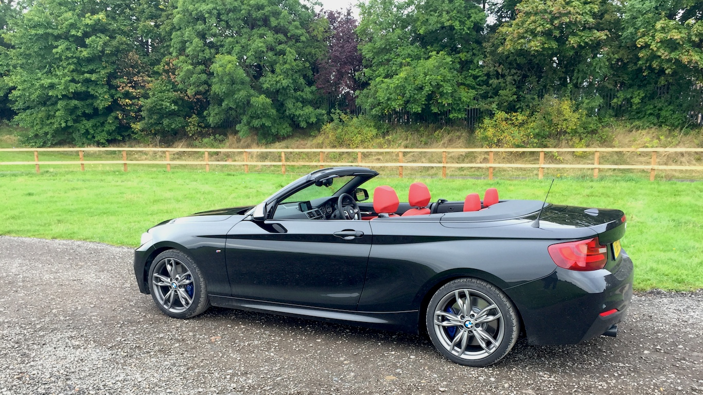 Car Manufacturers Ownership >> Short Review | 2016 BMW M240i Convertible | EngageSportMode