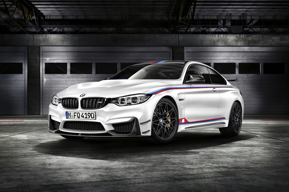 2016 BMW M4 DTM Champion Edition