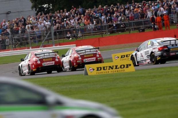 2016 BTCC Silverstone