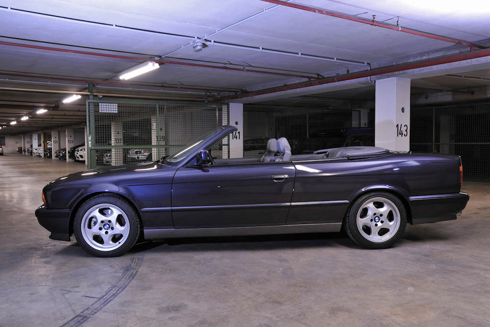 1989 BMW E34 M5 Convertible Touring Concept