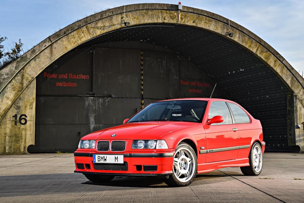 1996 BMW E36 M3 Compact Concept
