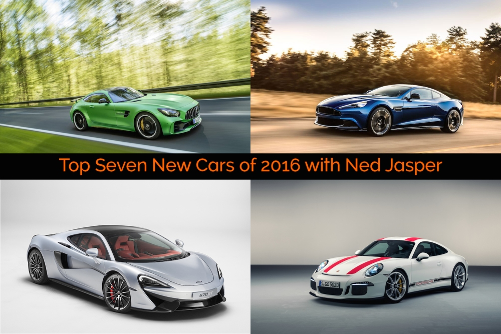 Top 7 New Cars of 2016