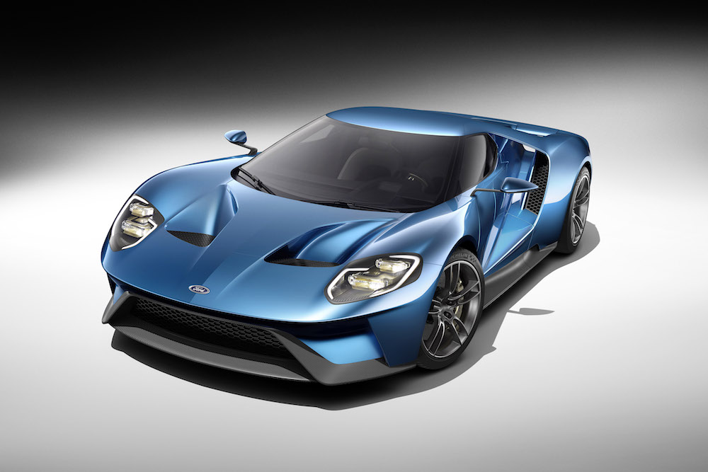 2017 Ford GT 2016 ESM Awards 00