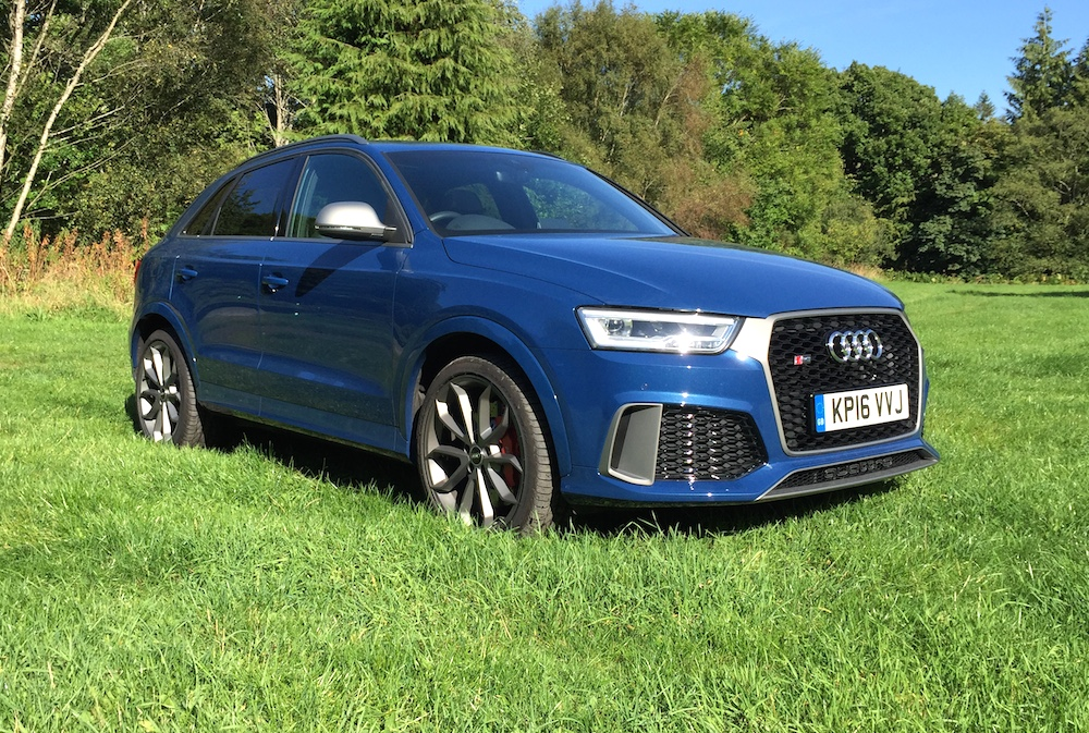 Audi RS Q3 Performance 2016 ESM Awards