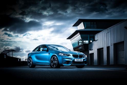 BMW M2 ESM 2016 Awards