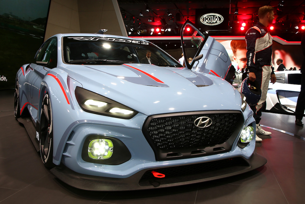 Hyundai RN30 Concept 2016 ESM Awards