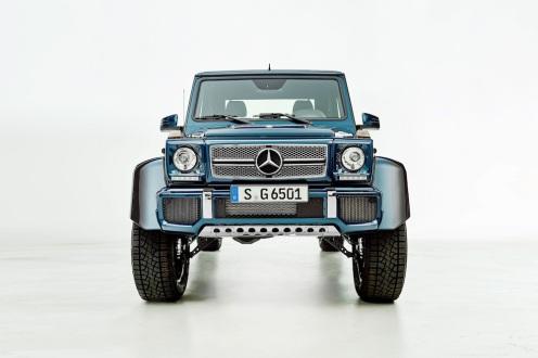 2017 Mercedes-Maybach G 650 Landaulet