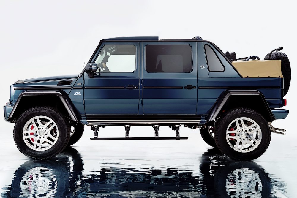 2017 Mercedes-Maybach G 650 Landaulet
