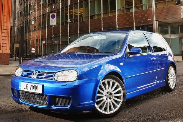 2002 Volkswagen Mk4 Golf R32