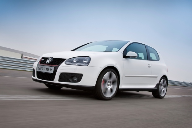 2005 Volkswagen MkV Golf GTI