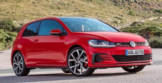 2017 New Volkswagen Mk7.5 Golf GTI