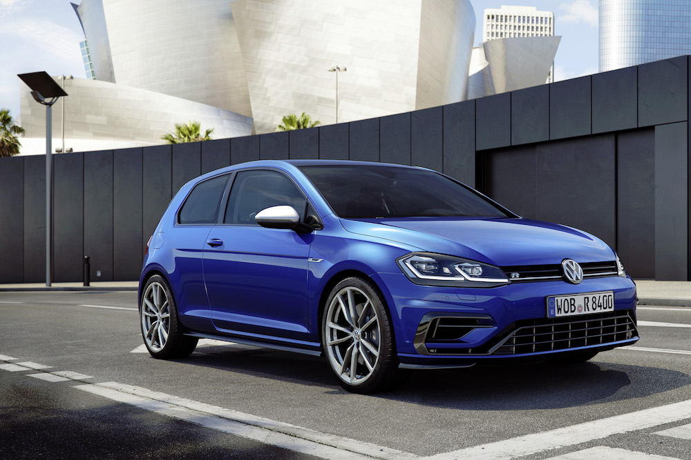2017 New Volkswagen Mk7.5 Golf R