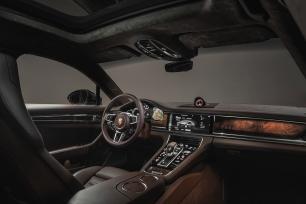 2017 Porsche Panamera Sport Turismo