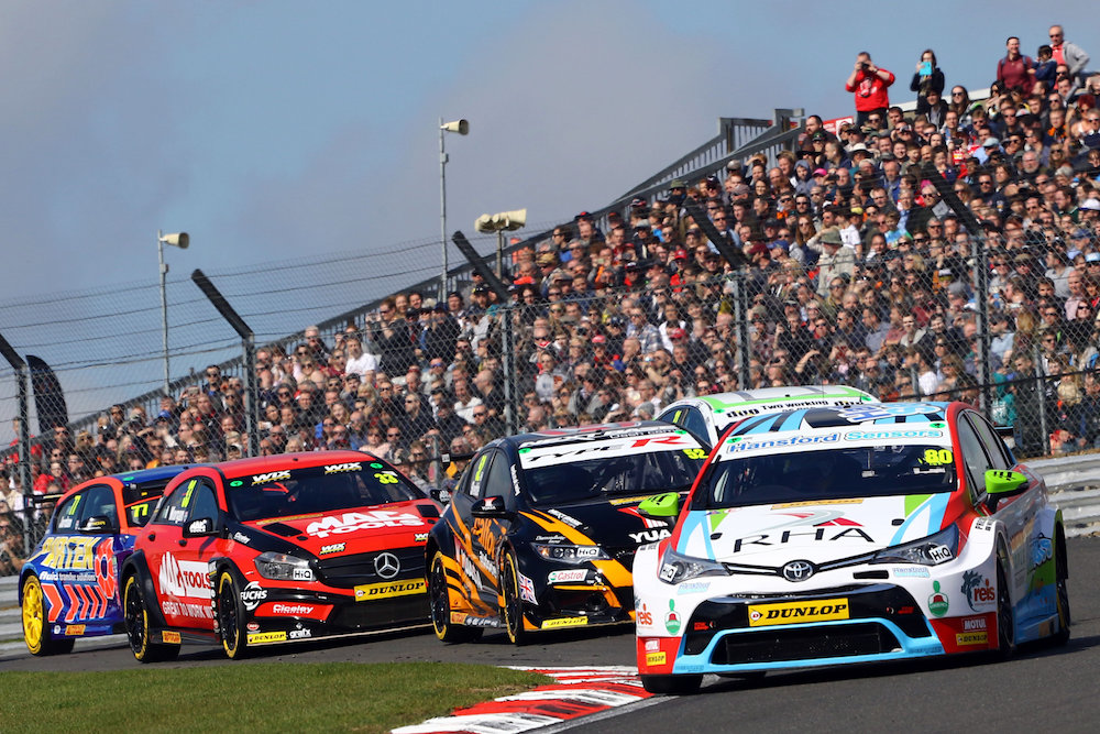 BTCC 2017 | Brands Hatch Indy