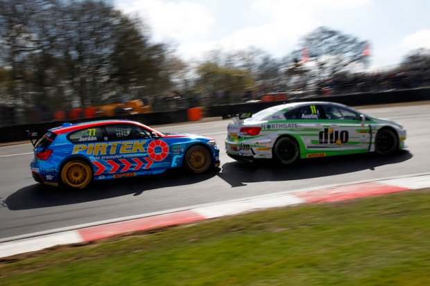 BTCC 2017 | Brands Hatch Indy