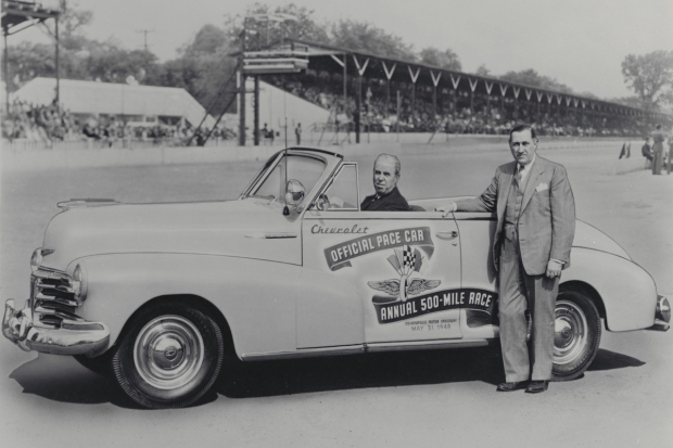 1948 Chevrolet Fleetmaster Indy 500 Pace Car (C) Chevrolet