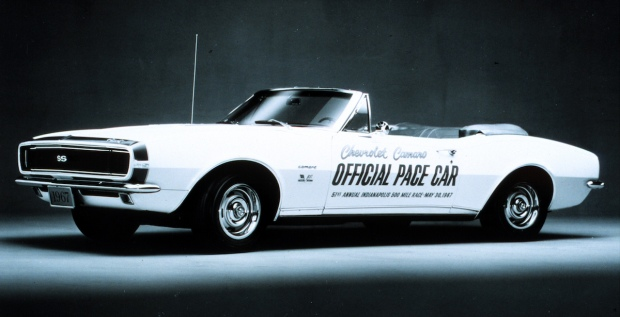 1967 Chevrolet Camaro Indy 500 Pace Car (C) Chevrolet
