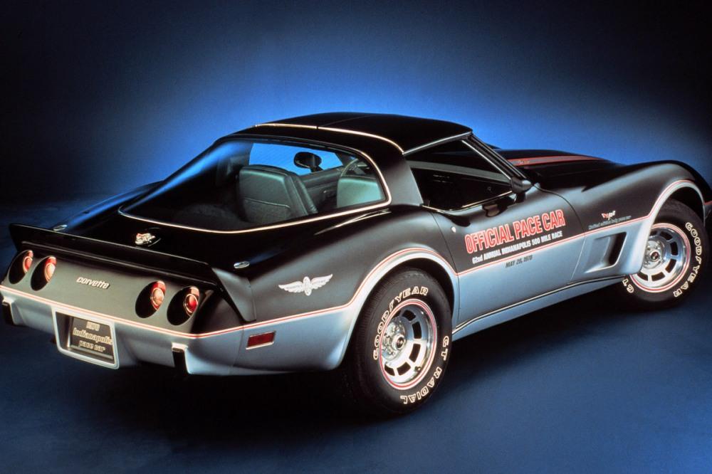 1978 Chevrolet C3 Corvette Indy 500 Pace Car (C) Chevrolet