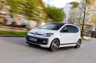 2017 Volkswagen Up GTI Concept