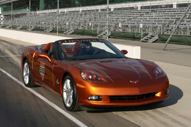 2007 Chevrolet C6 Corvette Indy 500 Pace Car (C) Chevrolet