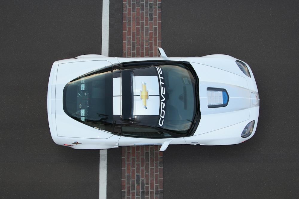 012 Chevrolet C6 Corvette ZR1 Indy 500 Pace Car (C) Chevrolet