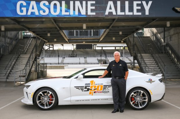 2016 Chevrolet Camaro SS Indy 500 Pace Car (C) Chevrolet