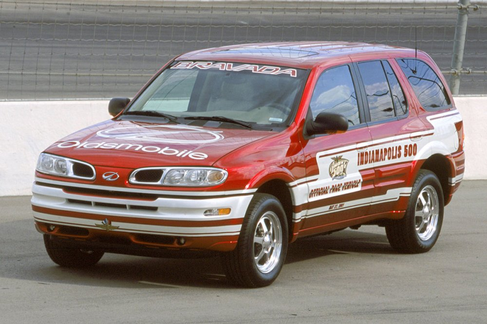 2002 Oldsmobile Bravada Indy 500 Pace Car