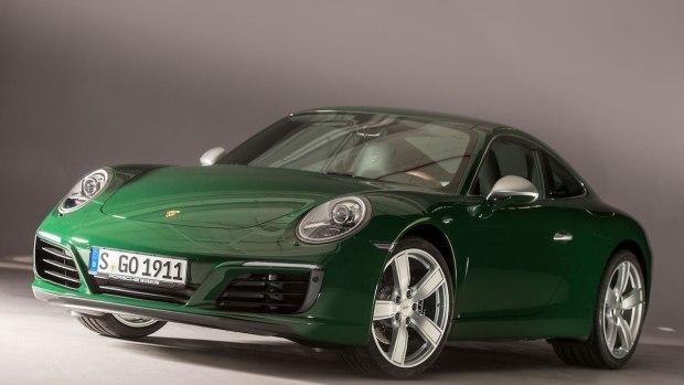 2017 One-millionth Porsche 911