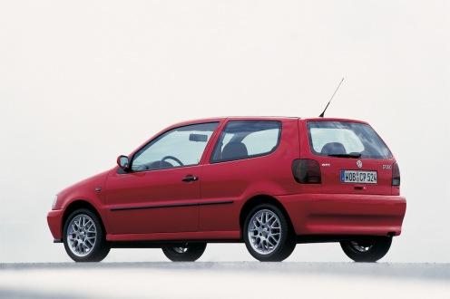 1998 Polo 6N GTI