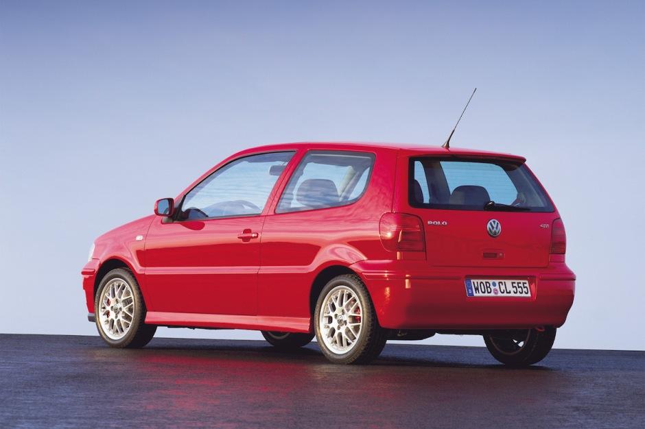 1999 6N2 Polo GTI