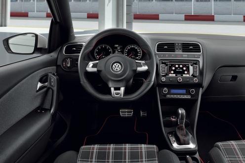 Volkswagen 6R Polo GTI