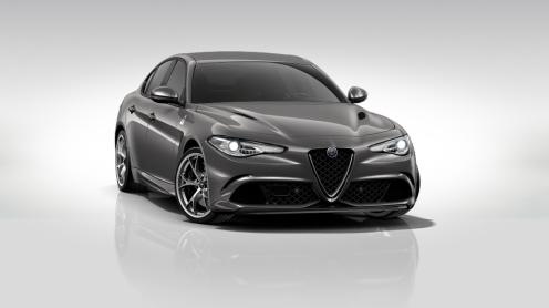 Alfa Romeo Vesuvio Grey