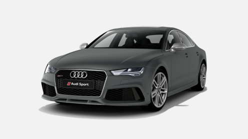Audi Daytona Grey Matt