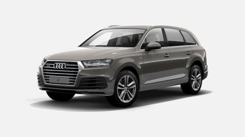 Audi Graphite Grey