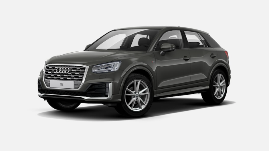 Audi Nano Grey
