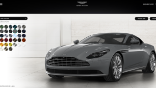 Aston Martin China Grey