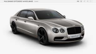 Bentley Venusian Grey