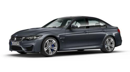 BMW Mineral Grey