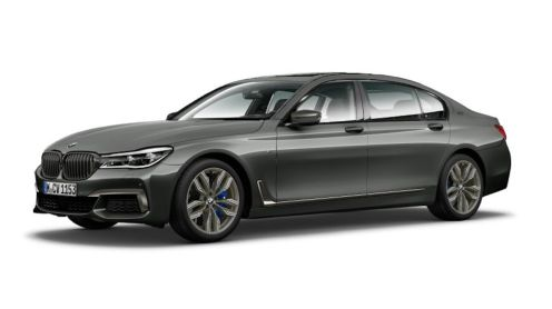BMW Magellan Grey