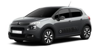 Citroen Shark Grey
