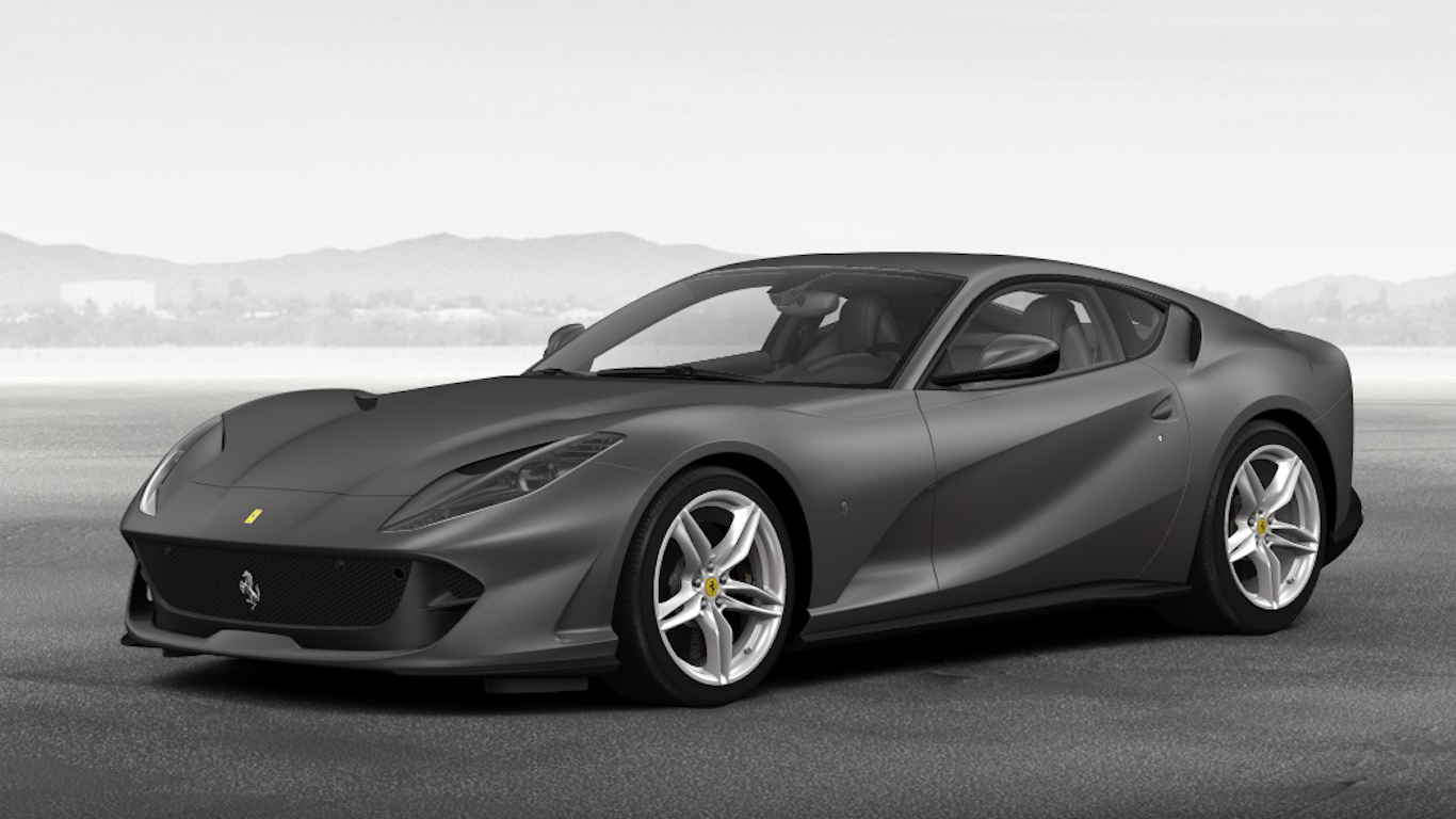 021 Ferrari Grigio Silverstone Opaco – EngageSportMode