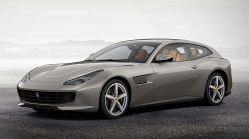 Ferrari Grigio Ferro